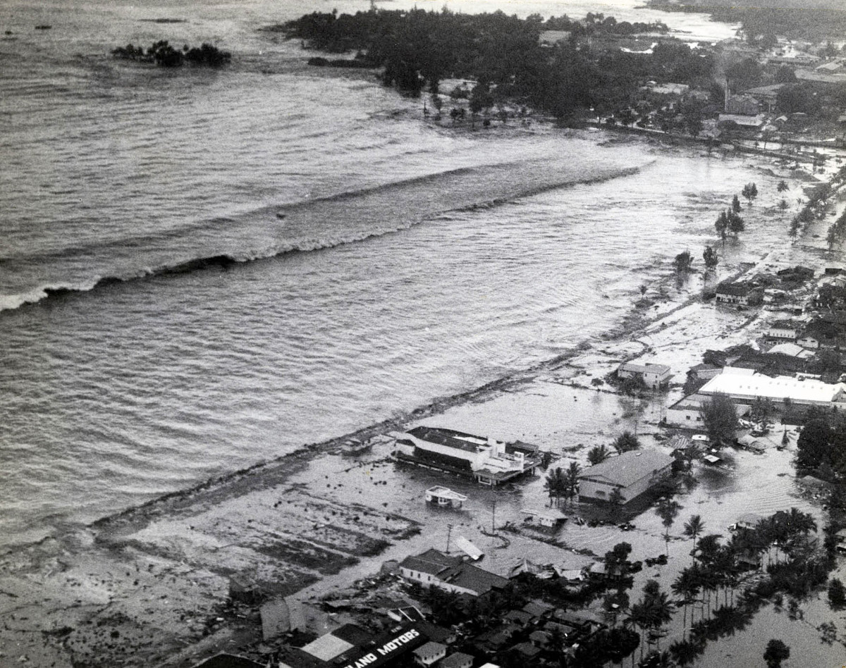Hawaii Tsunami Stories Tonight At Lyman Museum