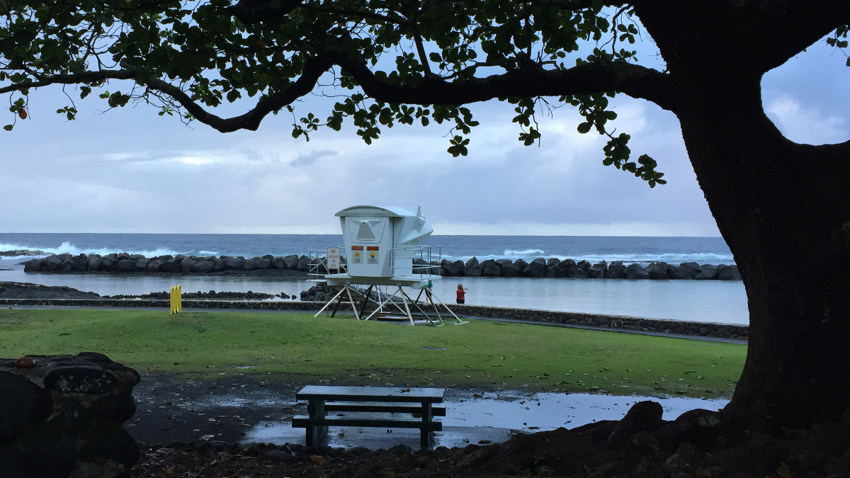 High Surf, High Winds Expected For Big Island