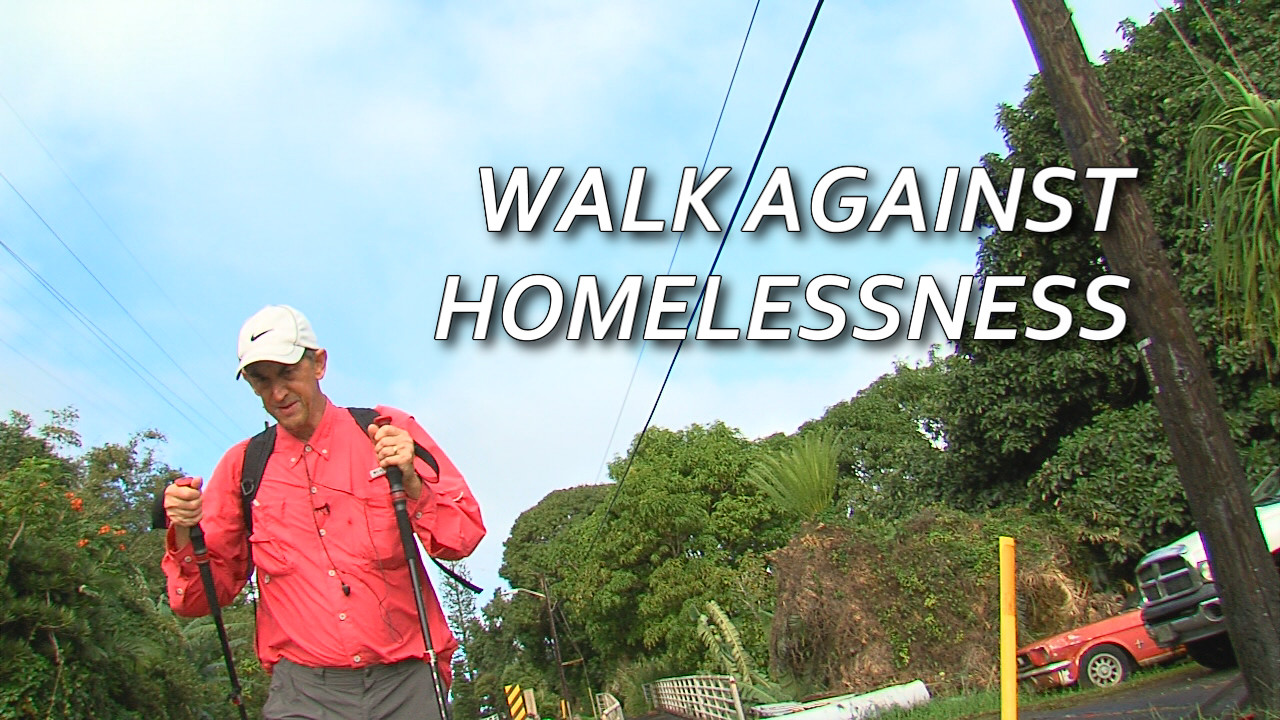 VIDEO: Walk Against Homelessness Reaches Hamakua