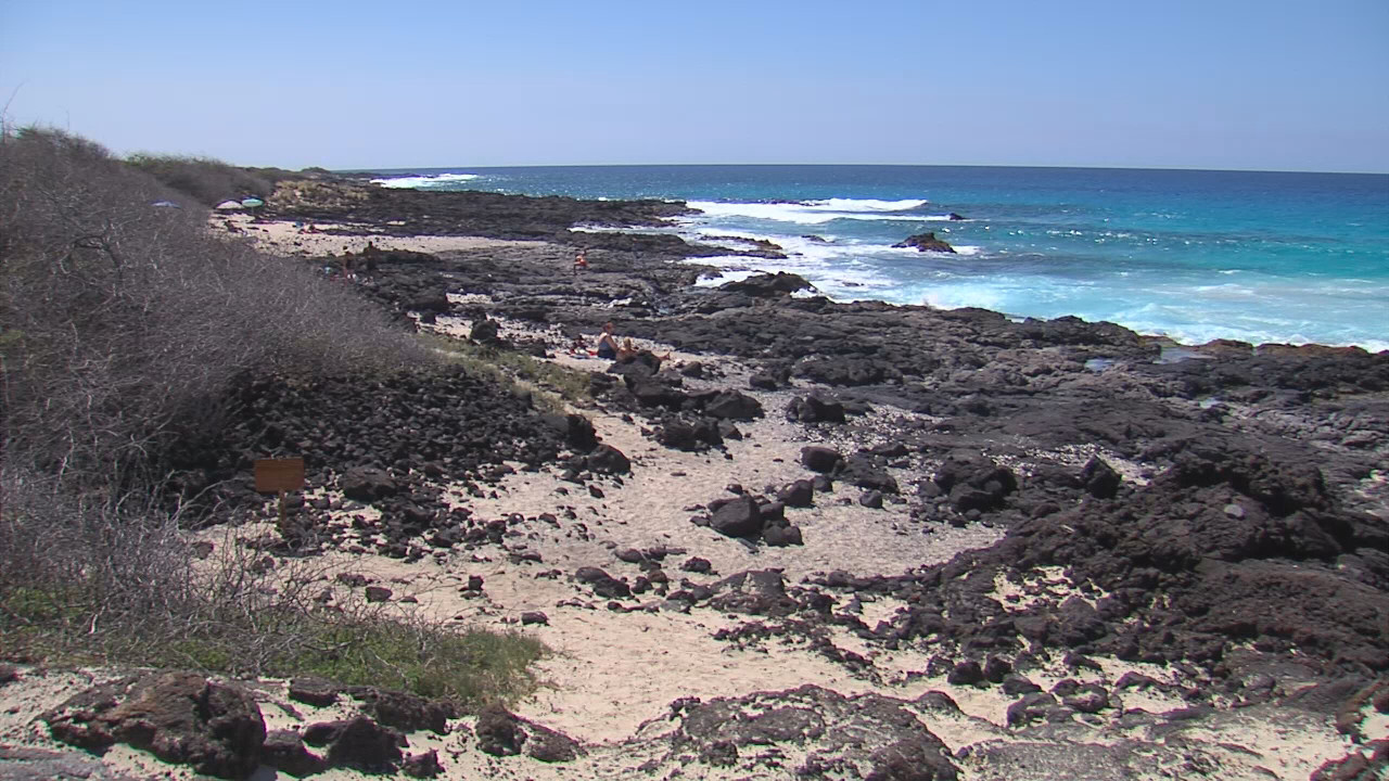West Hawaii Beach Parks Close Early For New Years