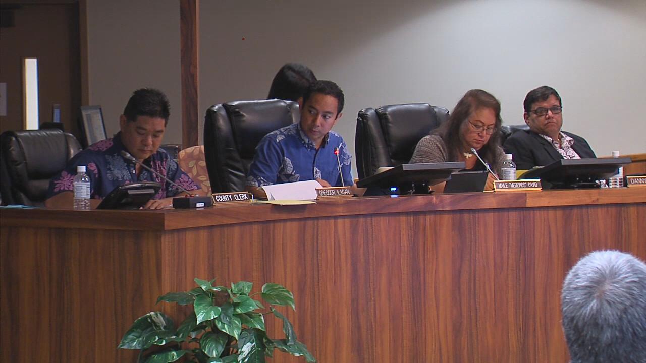 Hawaii County Council