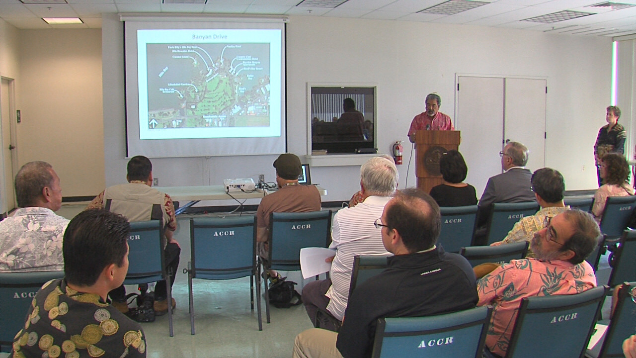 VIDEO: State, County Create Banyan Drive Redevelopment Agency