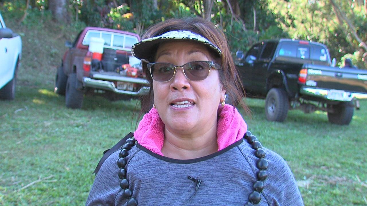 VIDEO: Waipio Valley Road Closure Unrelated To Land Sale
