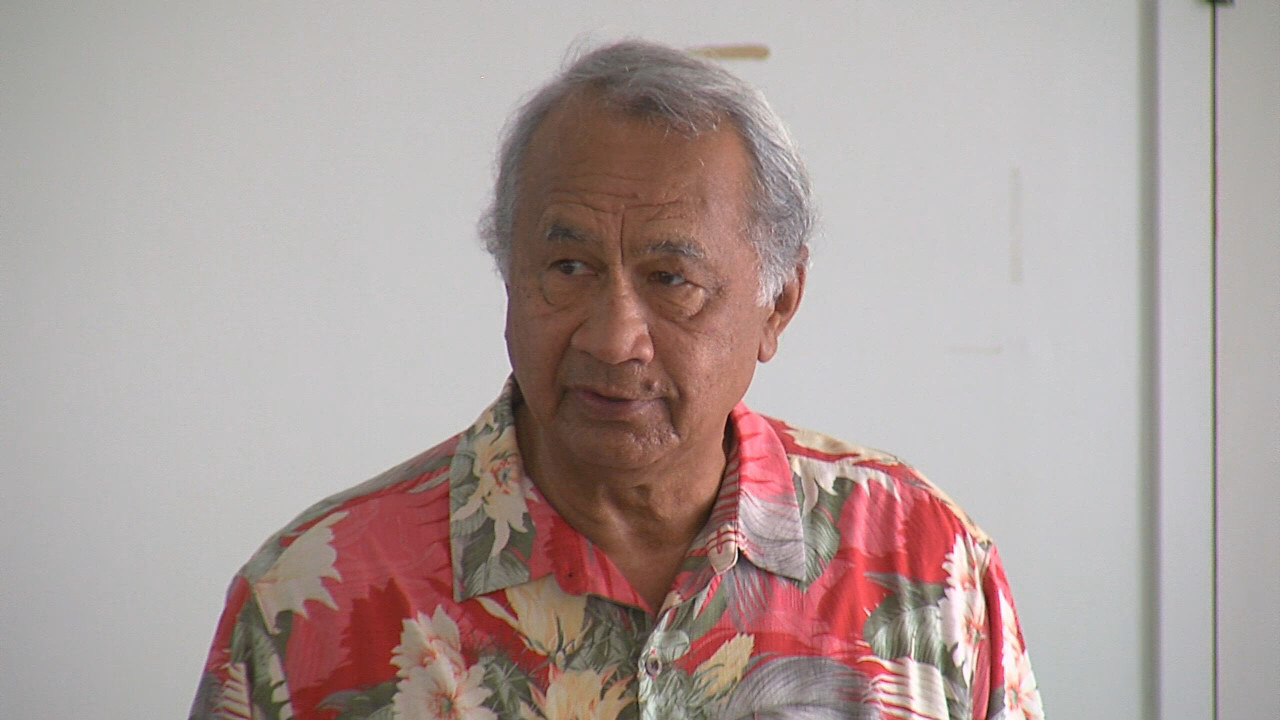 Hilo Senator Kahele In Hospital, Misses Opening Day