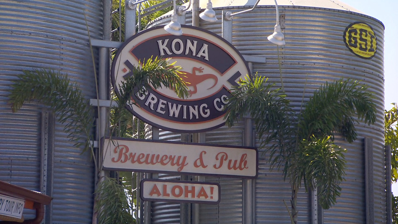 Kona Brewing Chooses Hometown For New $20 Million Brewery