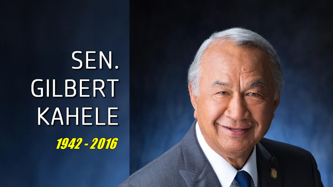 VIDEO: Remembering Senator Gil Kahele