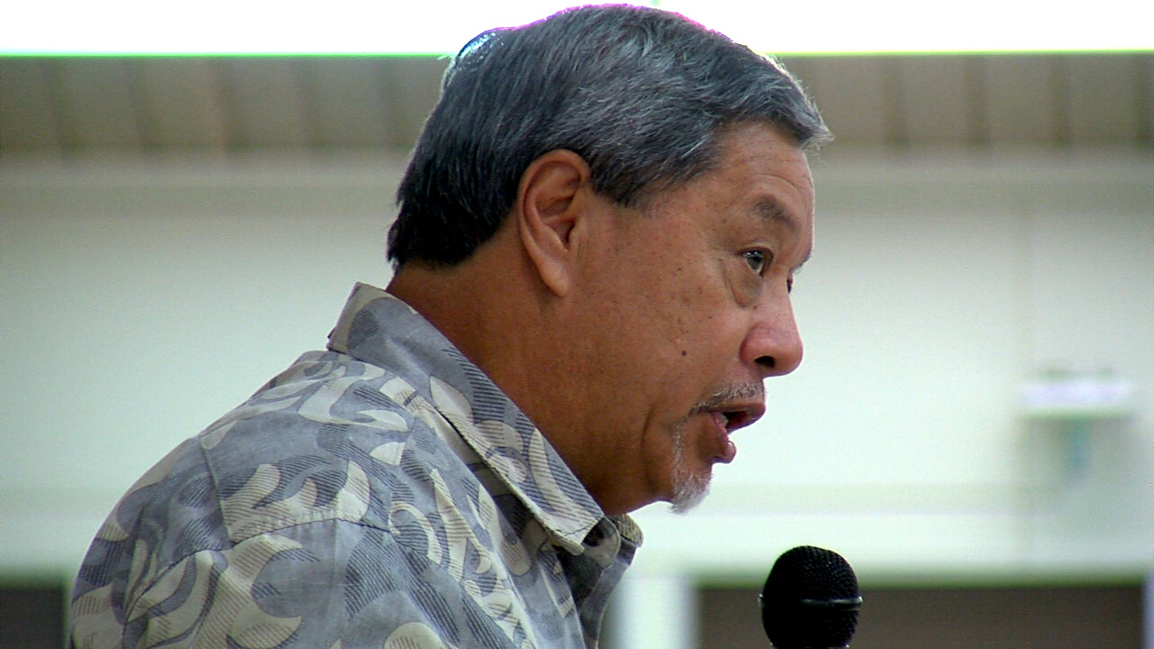 Wally Lau Announces Run For Hawaii County Mayor