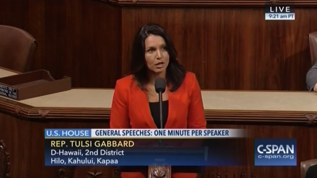 VIDEO: Rep. Gabbard Calls for Action Against Invasive Species