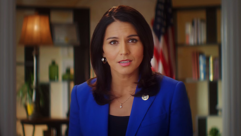 VIDEO: Rep. Tulsi Gabbard Resigns From DNC To Endorse Bernie Sanders