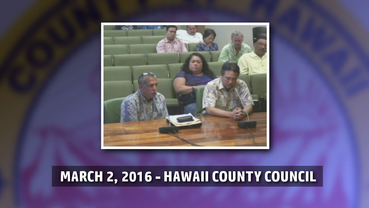 VIDEO: Police Reinforce Waipio Valley Closure