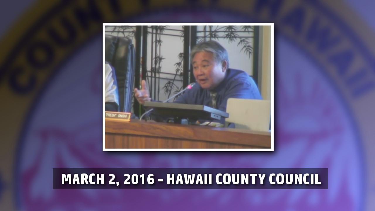 VIDEO: Hilo Lawmakers Criticize State Response