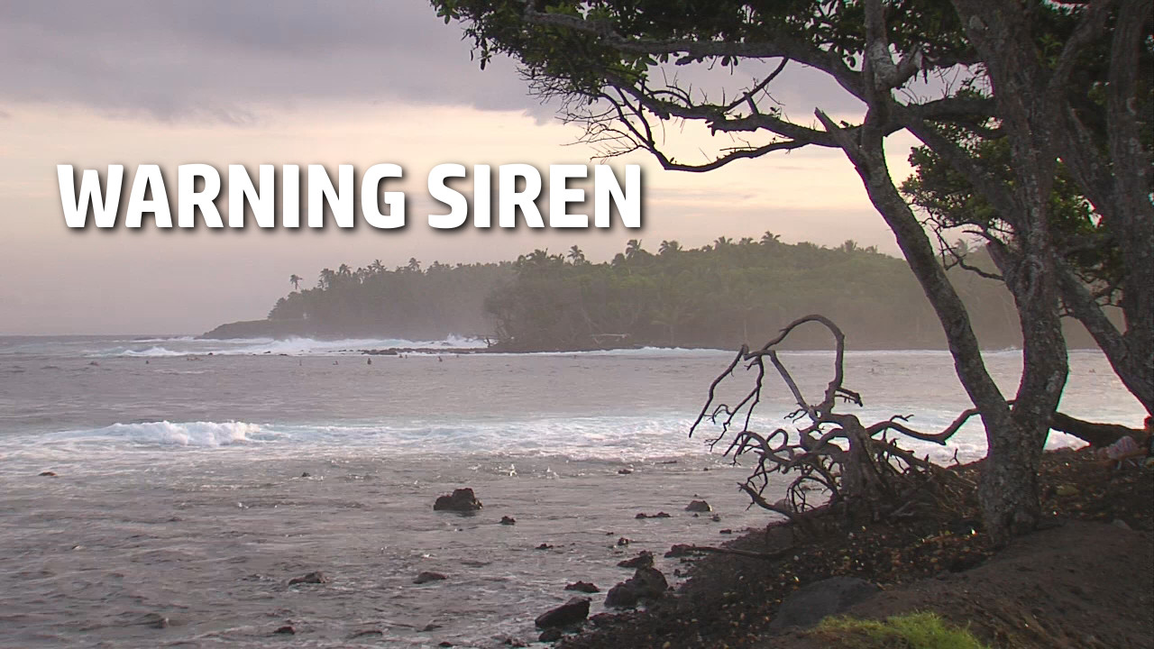 Warning Sirens Being Tested Today In Puna