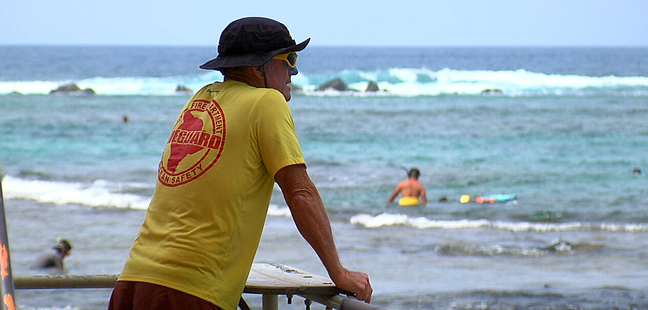 VIDEO: Funding For Hawaii Lifeguard Raises Goes To Council