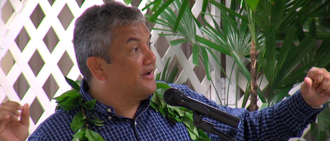 VIDEO: Mayor Kenoi Full Speech On March 23, 2016