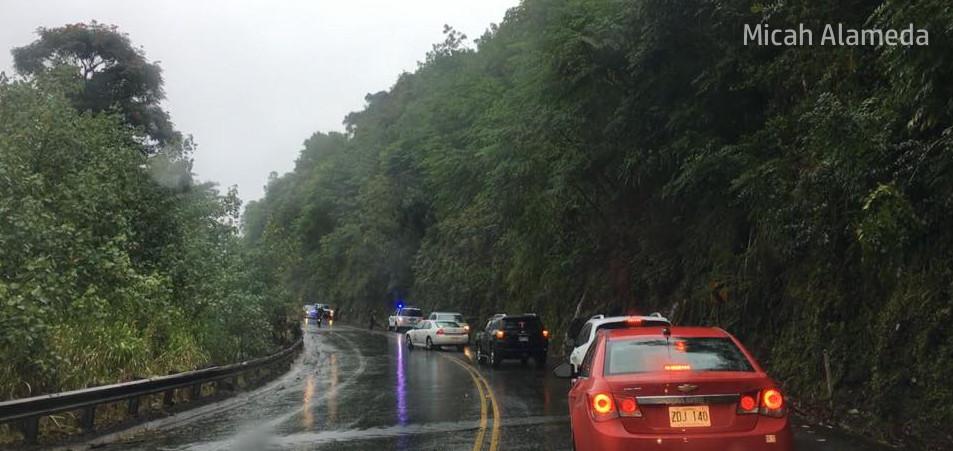 Flash Flood Warning Extended As Kona Gets Heavy Rain