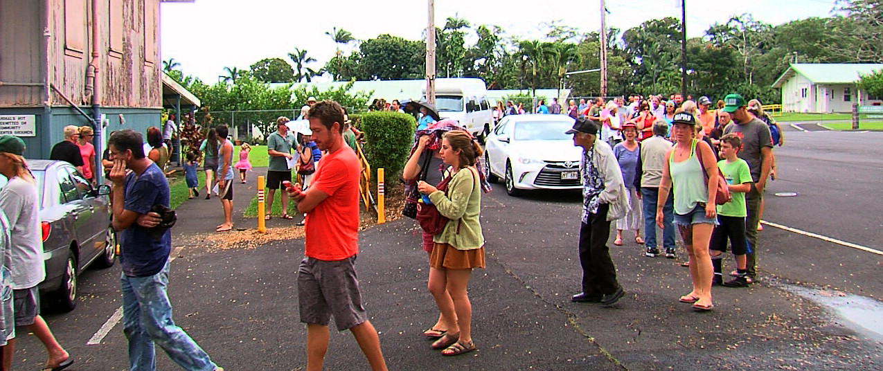 VIDEO: Democratic Caucus Confusion In Keaau