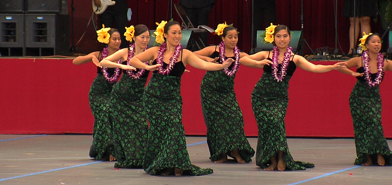 VIDEO: Merrie Monarch Festival Begins In Hilo