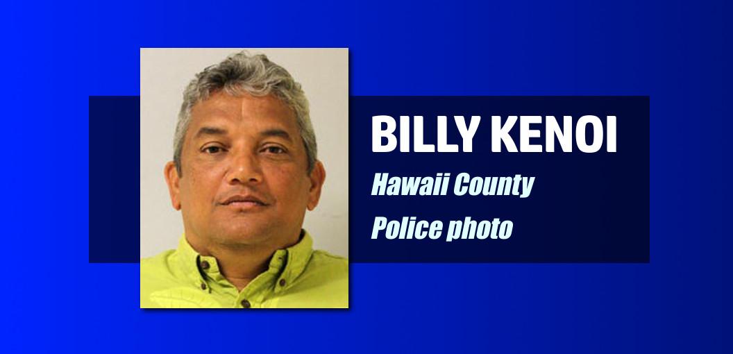 Hawaii County Mayor Turns Himself In To Police