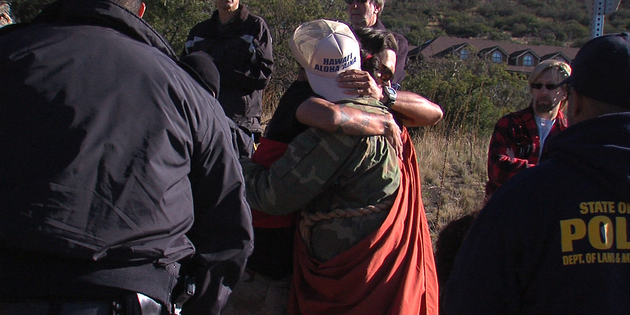 VIDEO: One Year Ago, Mauna Kea Arrests Elevate TMT Conflict