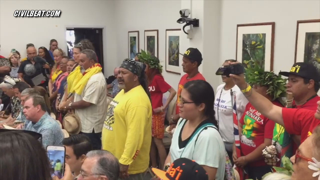 VIDEO: TMT Opponents, Supporters Ready For Contested Case