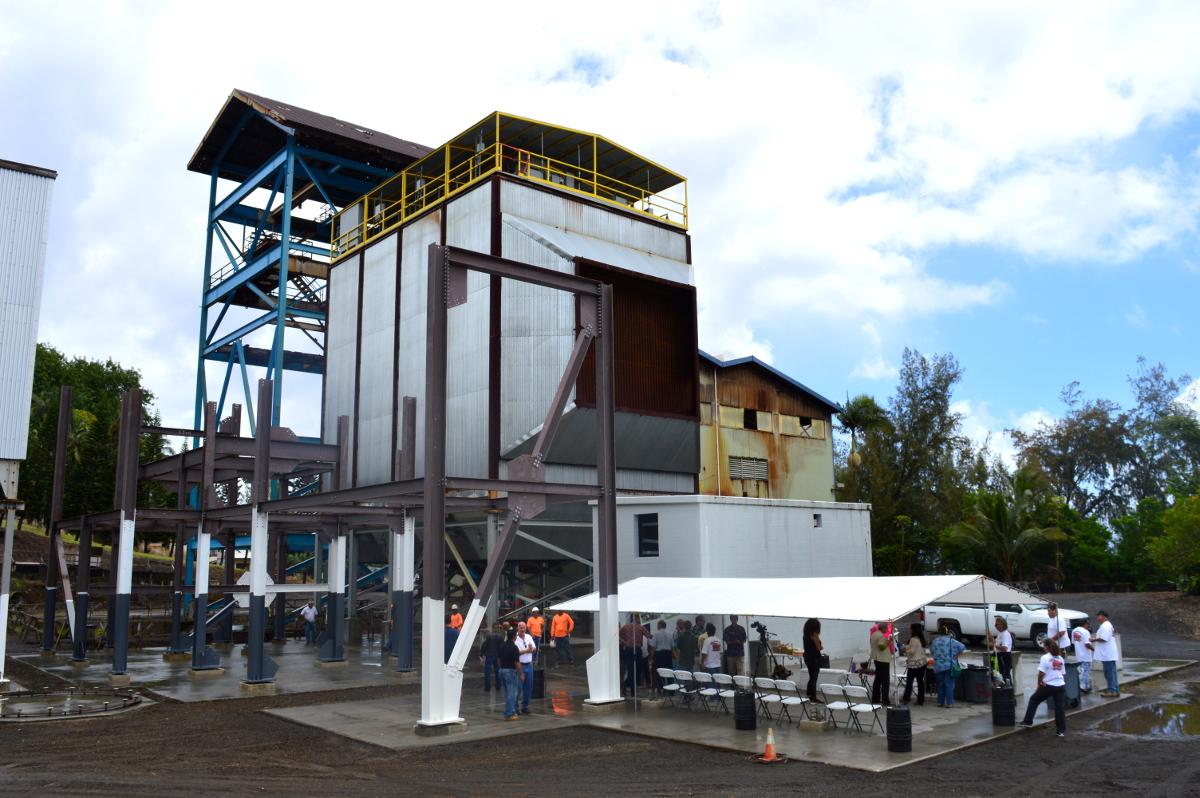 Hu Honua Bioenergy Renamed Honua Ola, Hires Warren Lee