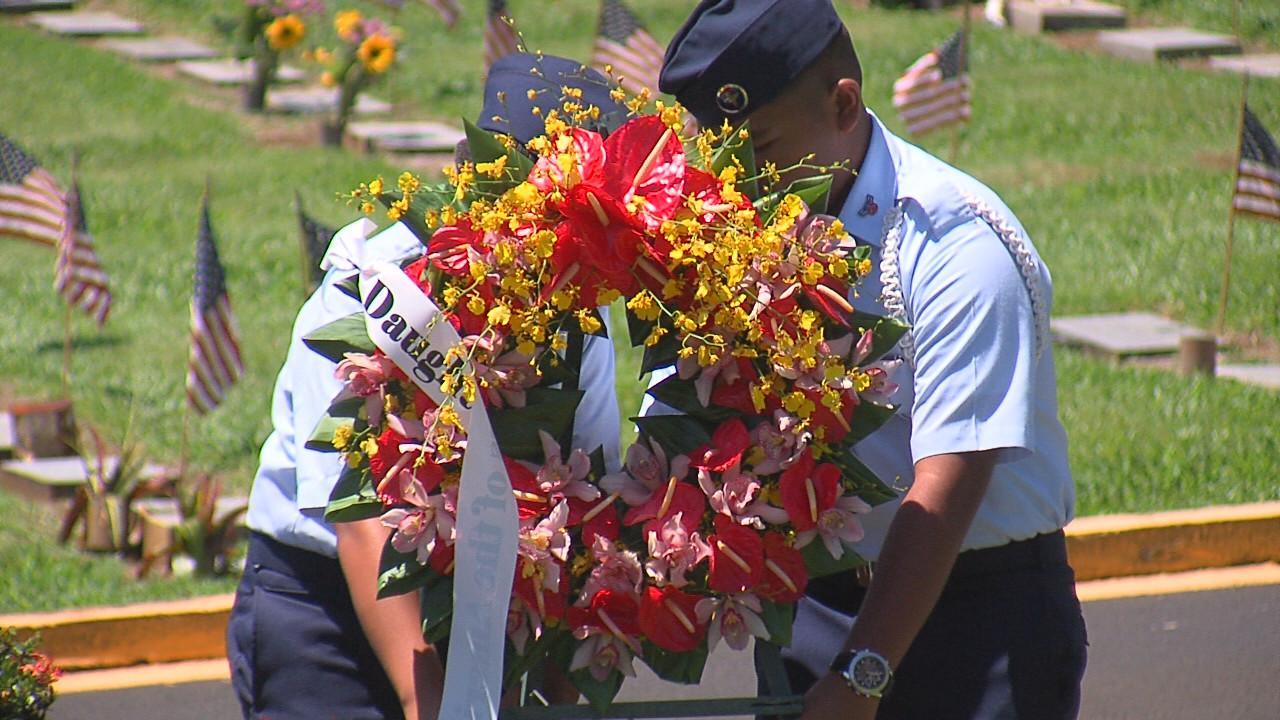 VIDEO: Memorial Day Ceremony Held in Hilo