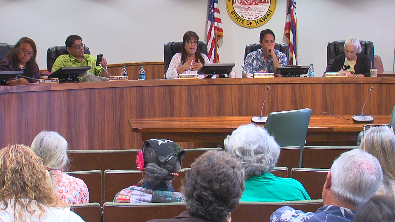 VIDEO: Council, Landowner Back & Forth On Hakalau Point