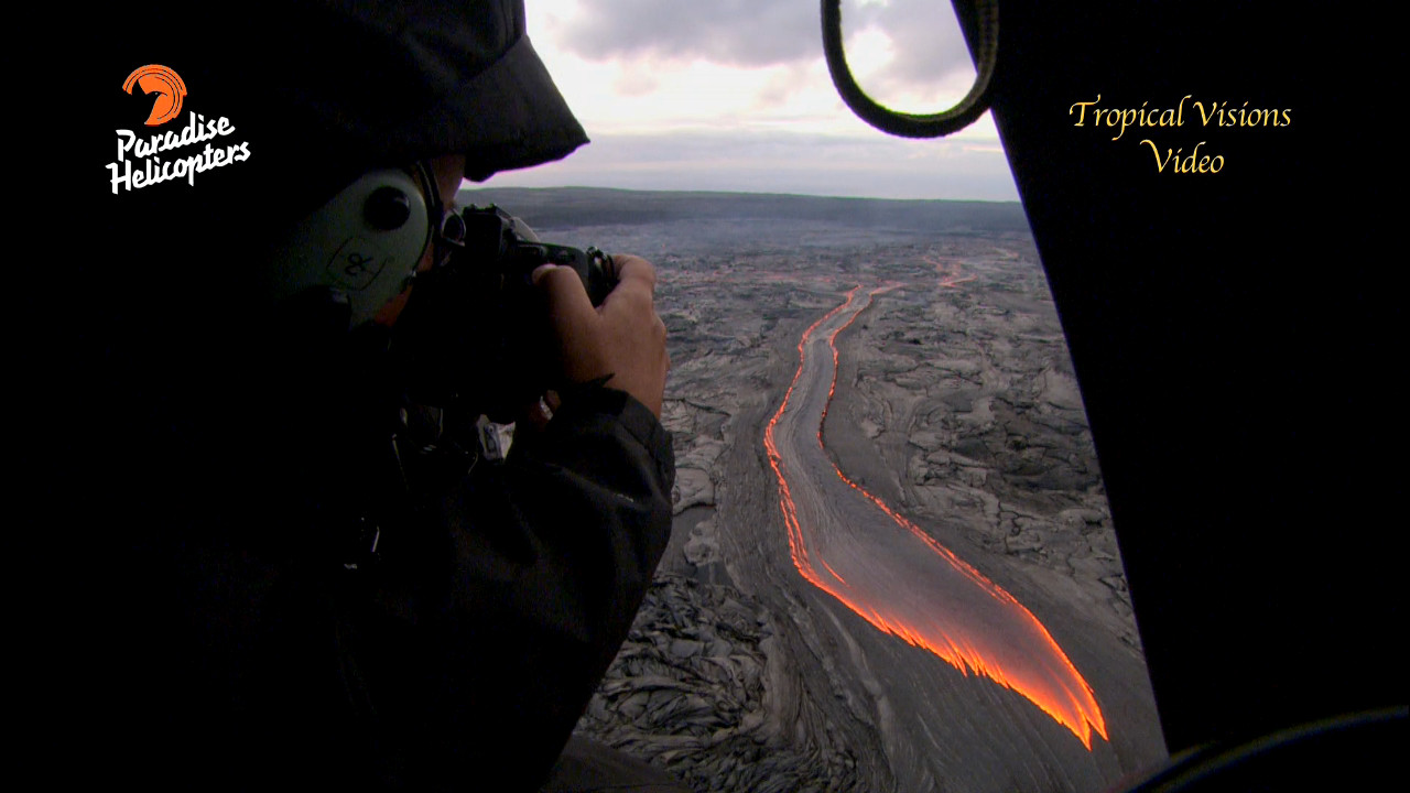 VIDEO: Scientists Map New Lava Flows