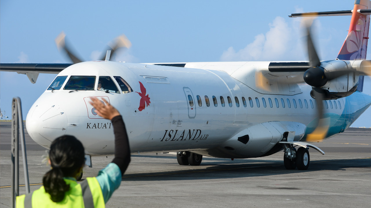VIDEO: Island Air Launches Daily Service To Kona