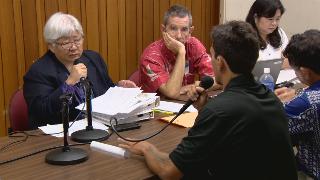VIDEO: Kanuha Joins TMT Contested Case Hearing