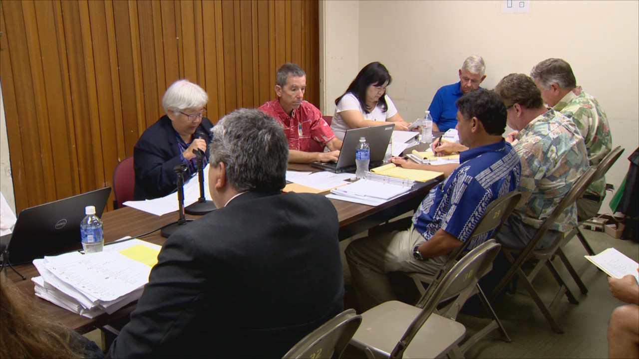 VIDEO: Judge Amano Allows TMT, PUEO, Others Into Contested Case
