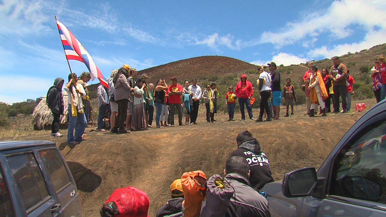 VIDEO: June 24 Anniversary Celebrated On Mauna Kea