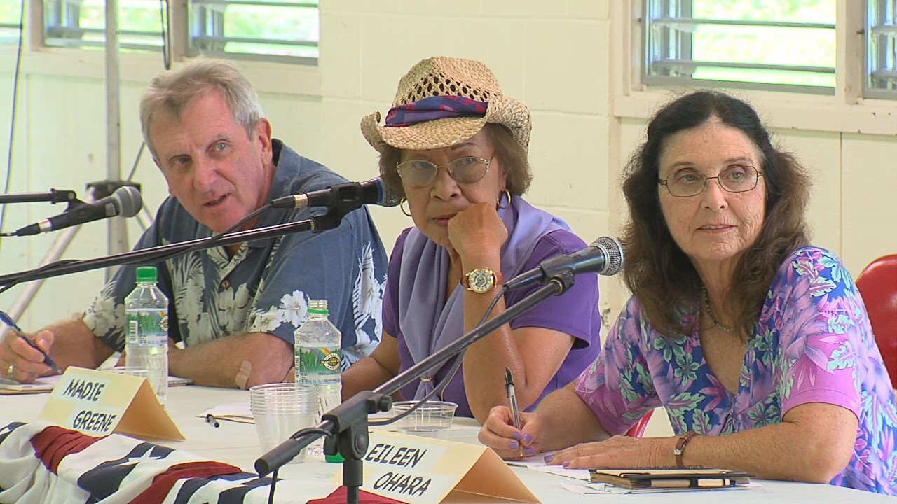 VIDEO: County Council Candidate Forum – Puna District 4