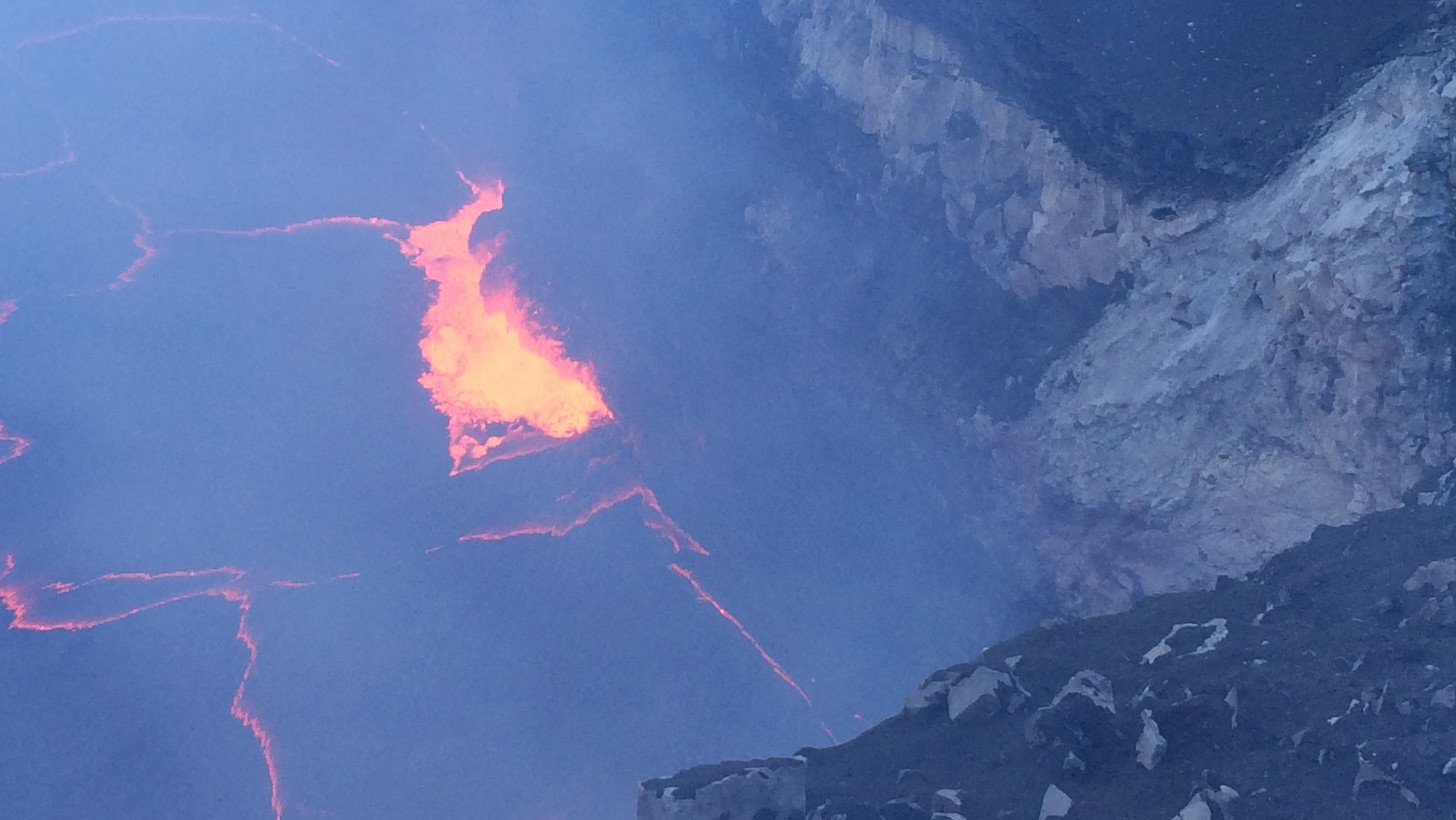 Explosive Event Rocks Kilauea Summit