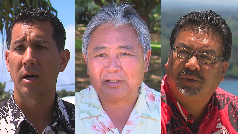VIDEO: Three Democrats Vie For Hilo's State Senate Seat