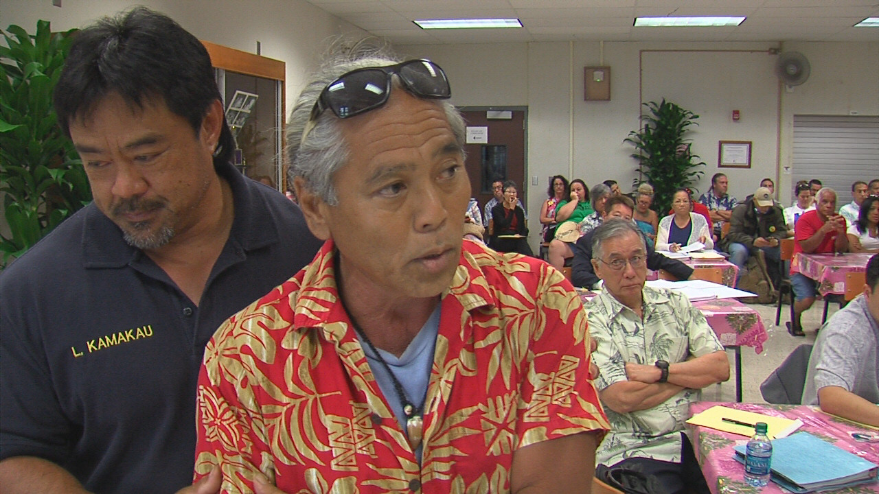 VIDEO: Outburts Disrupt Start Of TMT Hearing