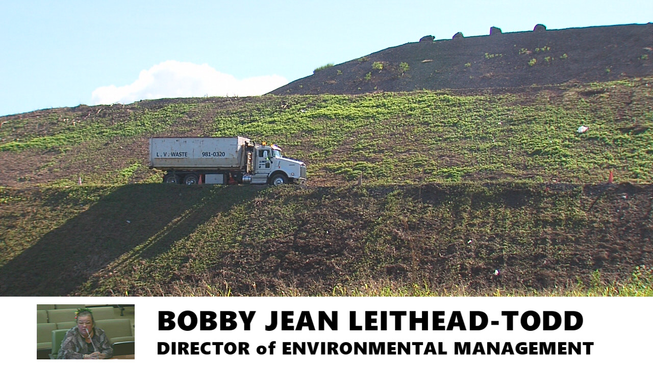 VIDEO: Life Of Hilo Landfill Topic Of Council Talk