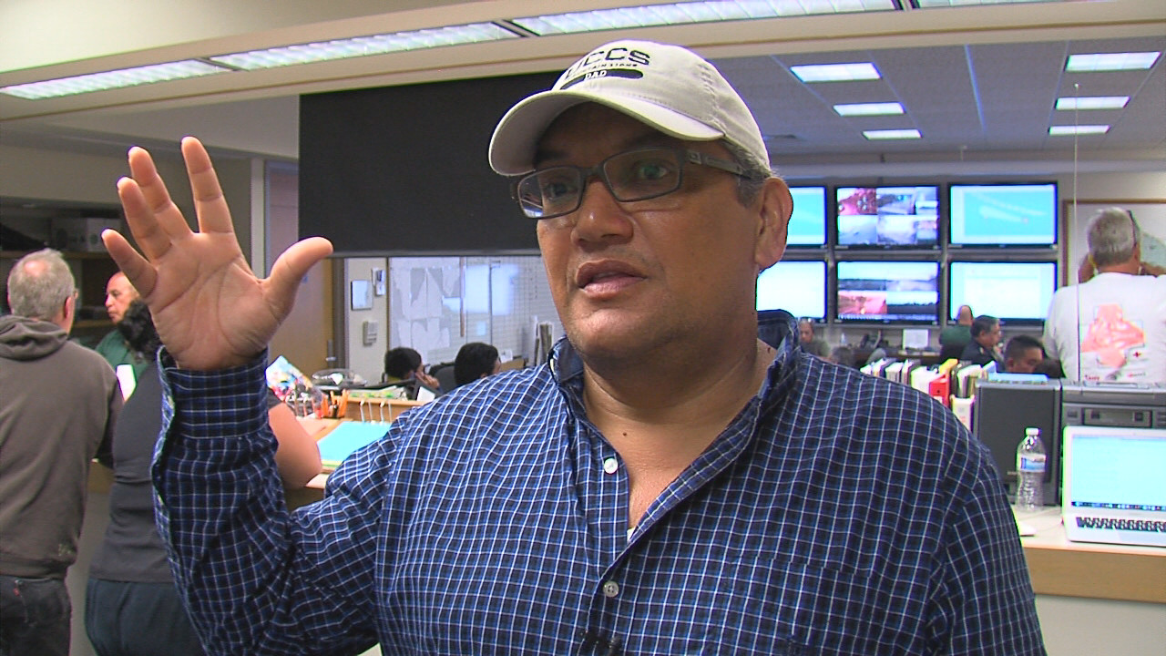VIDEO: Mayor Kenoi Gives Tropical Storm Madeline Update