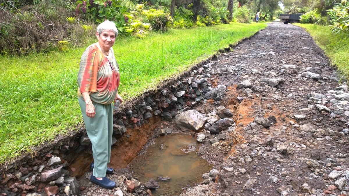Puka Problems Plague Aloha Estates