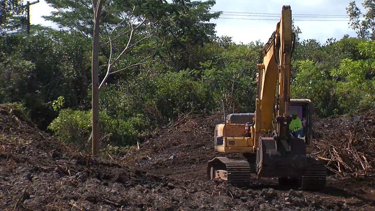 VIDEO: UH Hilo College Of Pharmacy Construction Begins