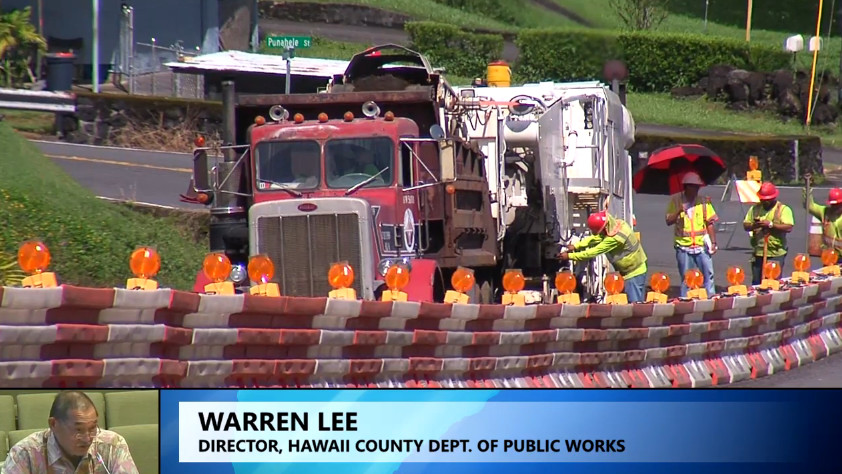 VIDEO: Komahana Avenue Resurfacing Delays Explained