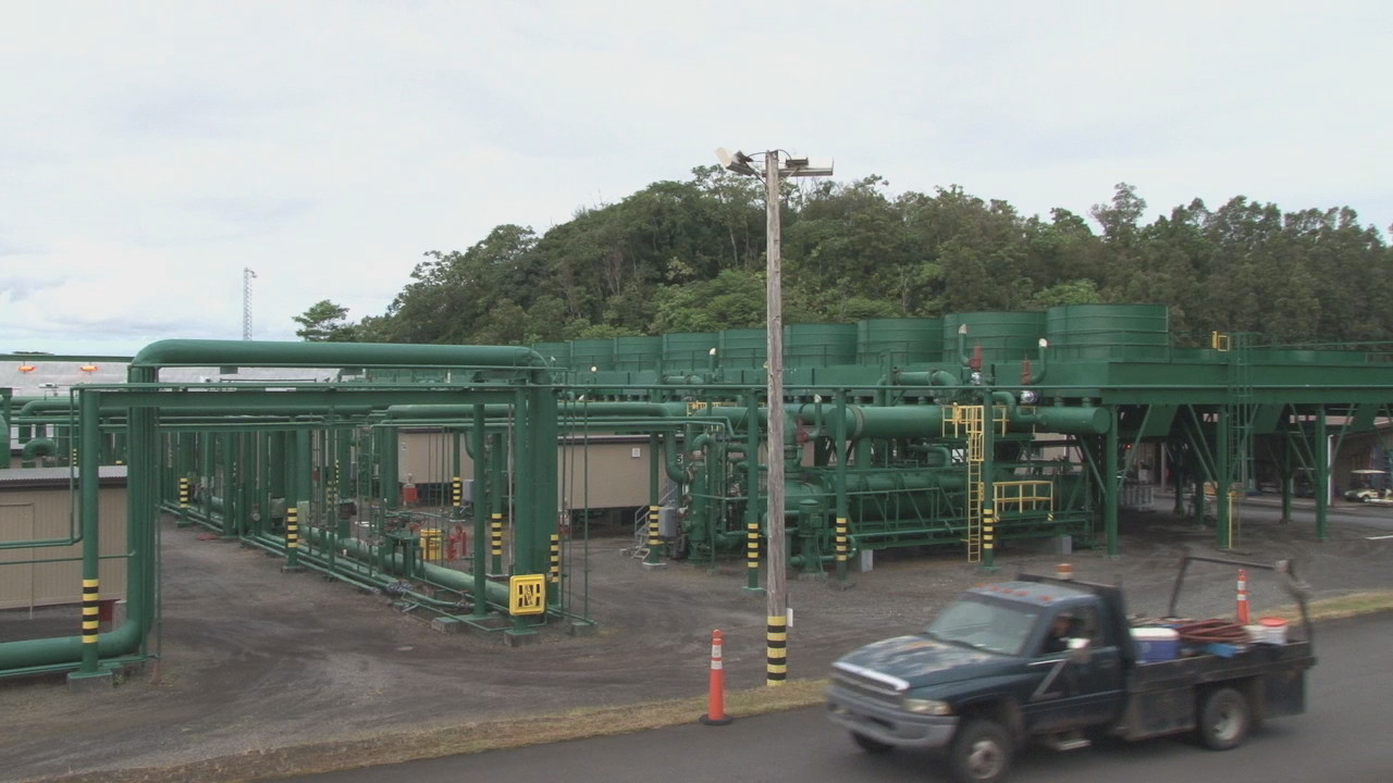 Another Geothermal Steam Release Reported In Puna