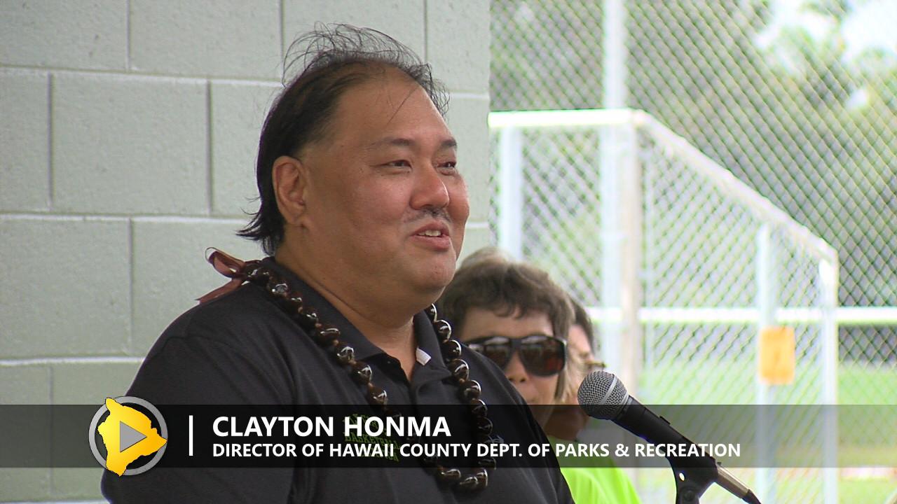VIDEO: PR Director Honma Celebrates Pahoa Park