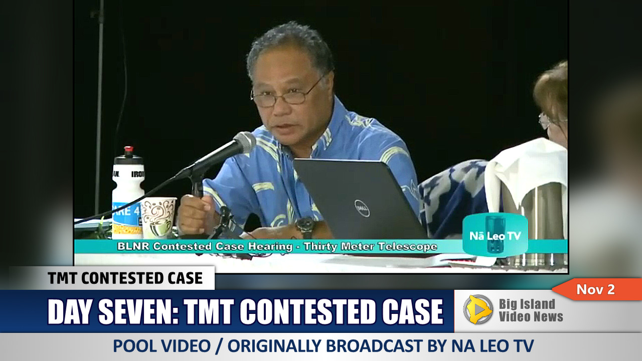 VIDEO: TMT Case – Kalepa Baybayan Cross-Examined By Pua Case