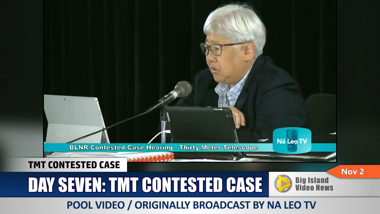 VIDEO: Contested Case Break, TMT Eyes April 2018 Deadline