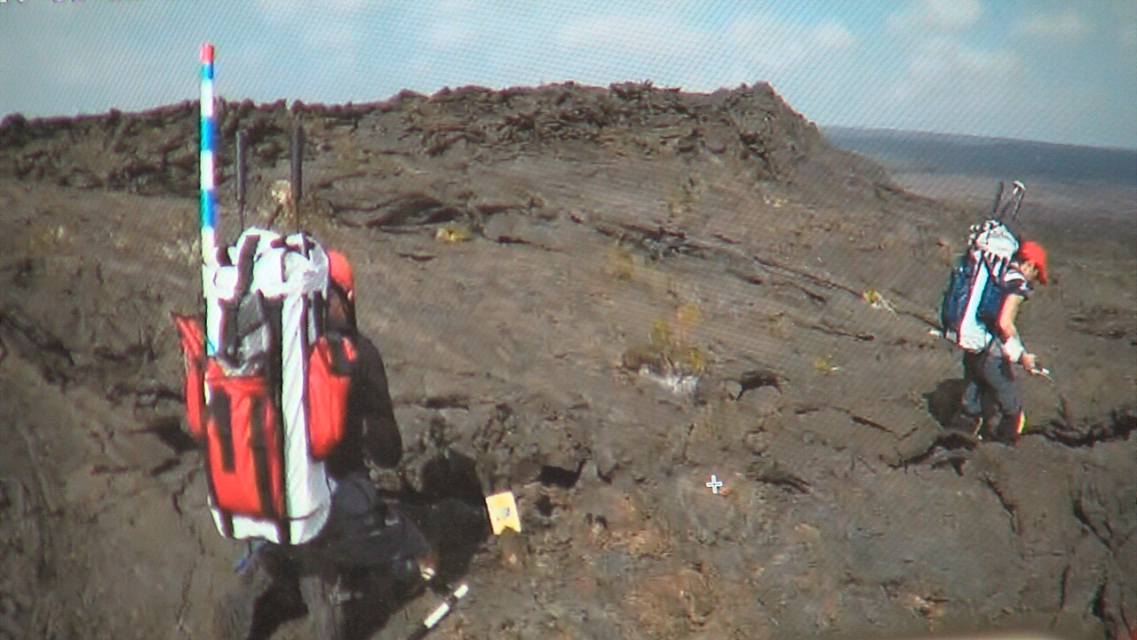 VIDEO: NASA Preps For Mars On Hawaii Volcano