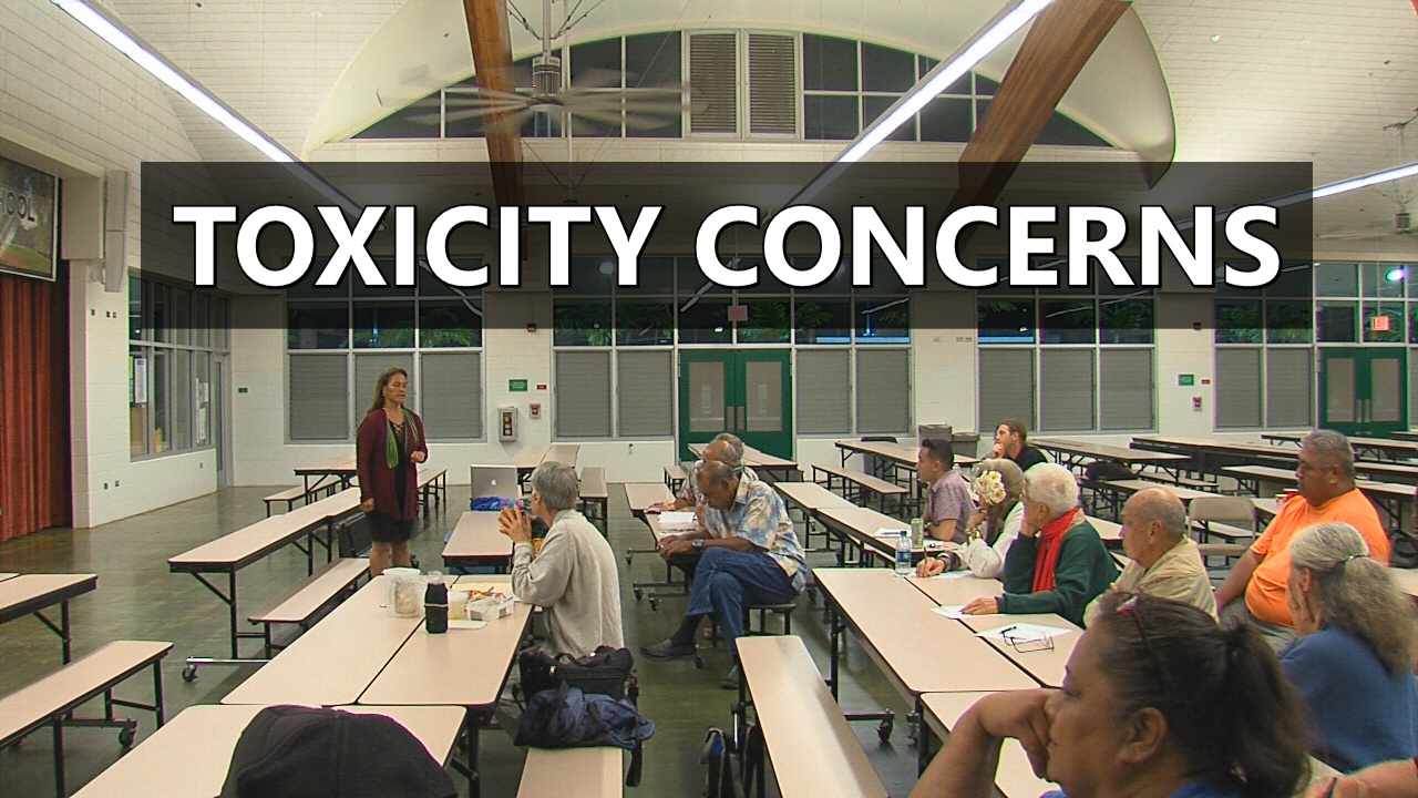 FULL VIDEO: Toxicity Concerns In Keaukaha, Panaewa