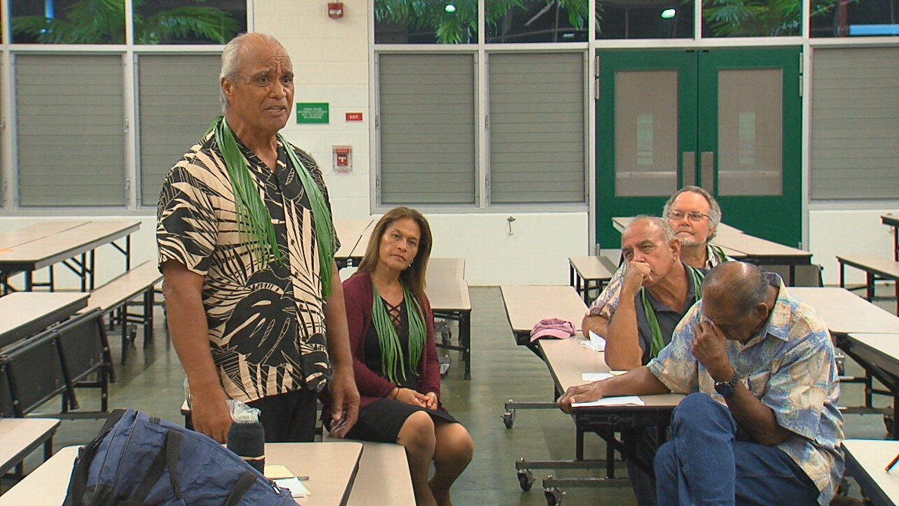 VIDEO: Panaewa Residents Oppose East Hawaii Organics Facility