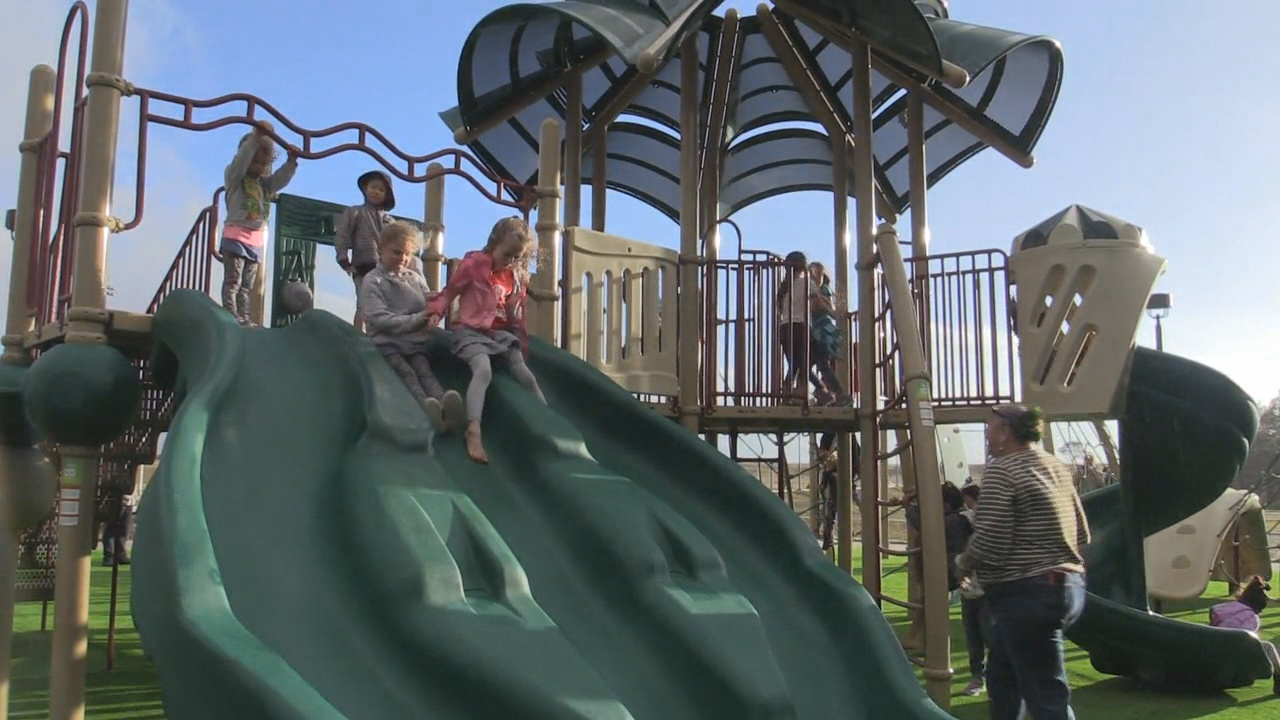 VIDEO: New Waimea District Park Opens