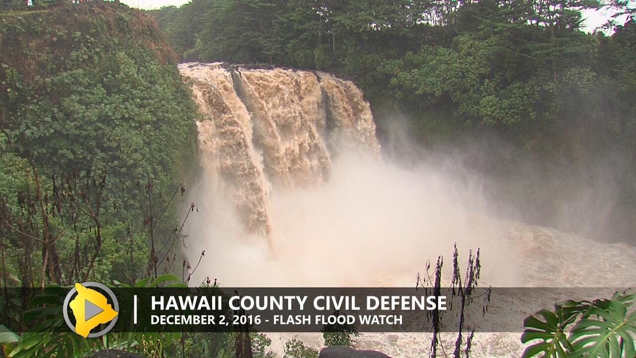 Flash Flood Warning Cancelled, Flash Flood Watch In Effect